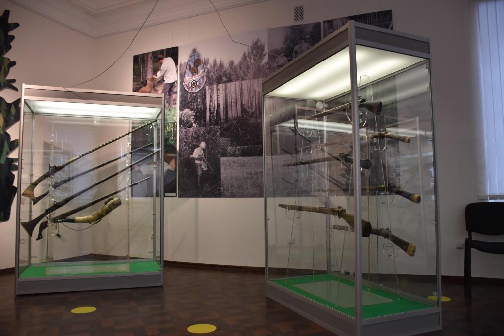 Уникальная выставка охотничьего оружия будет работать в Ярославле почти до конца марта