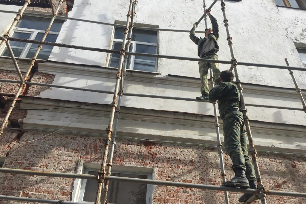 В 465 многоквартирных домах Ярославской области в прошлом году сделали капитальный ремонт