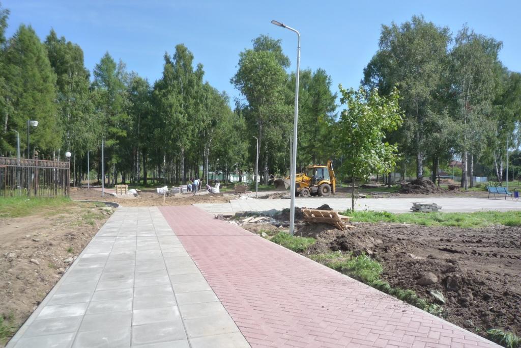 Экономия средств позволит включить в программу по благоустройству новые дворы и парки