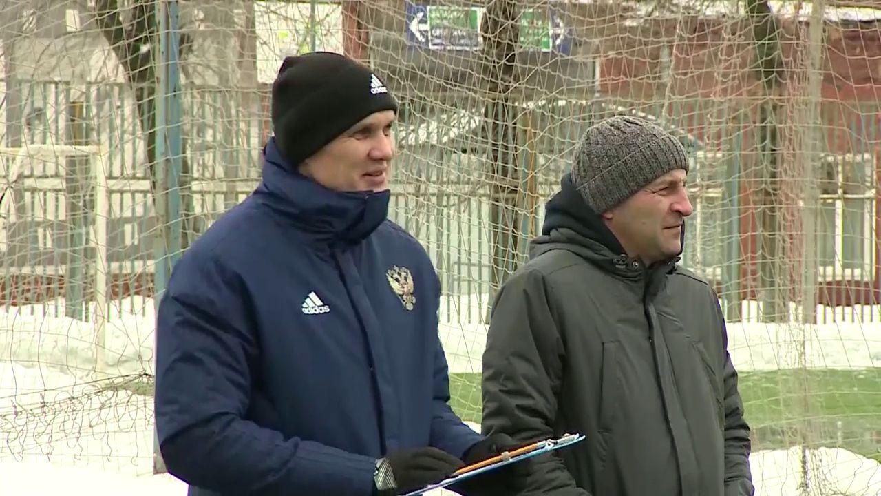 В Ярославль приехал Николай Кочешков