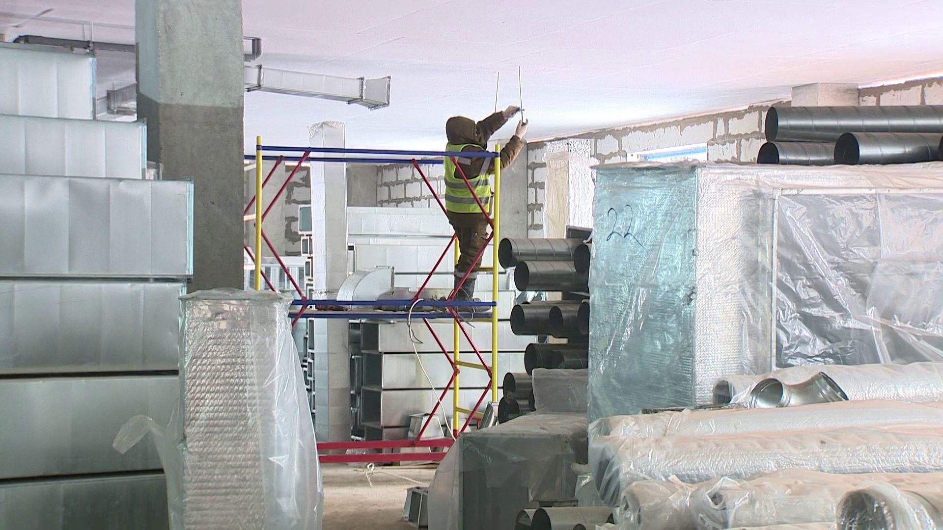 Комиссия проверила ход строительства соцобъектов во Фрунзенском районе Ярославля