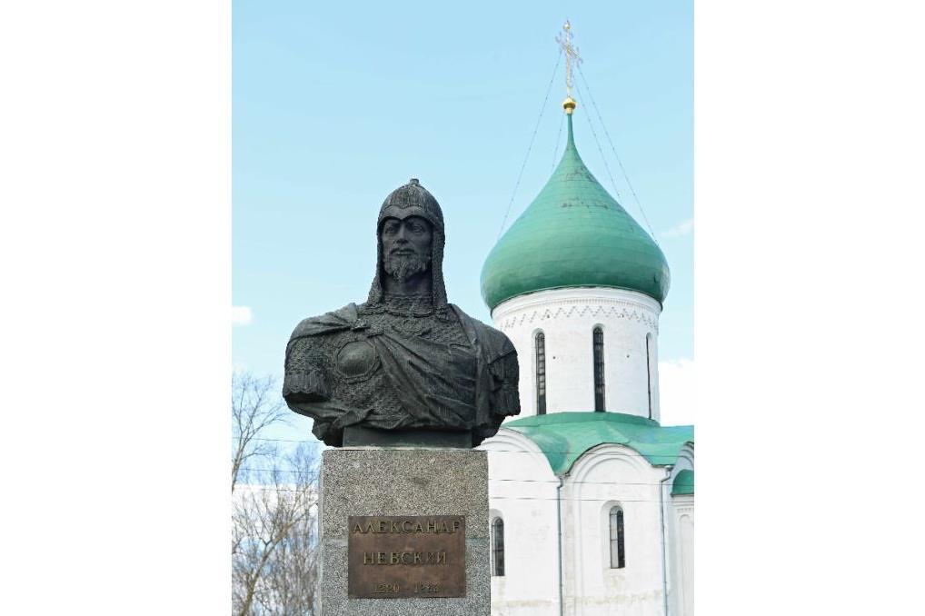 В Переславле планируют отреставрировать памятник Александру Невскому