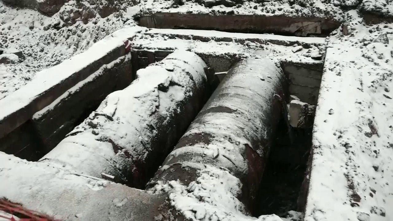 Подрядчик ремонта на проспекте Машиностроителей не успевает в срок