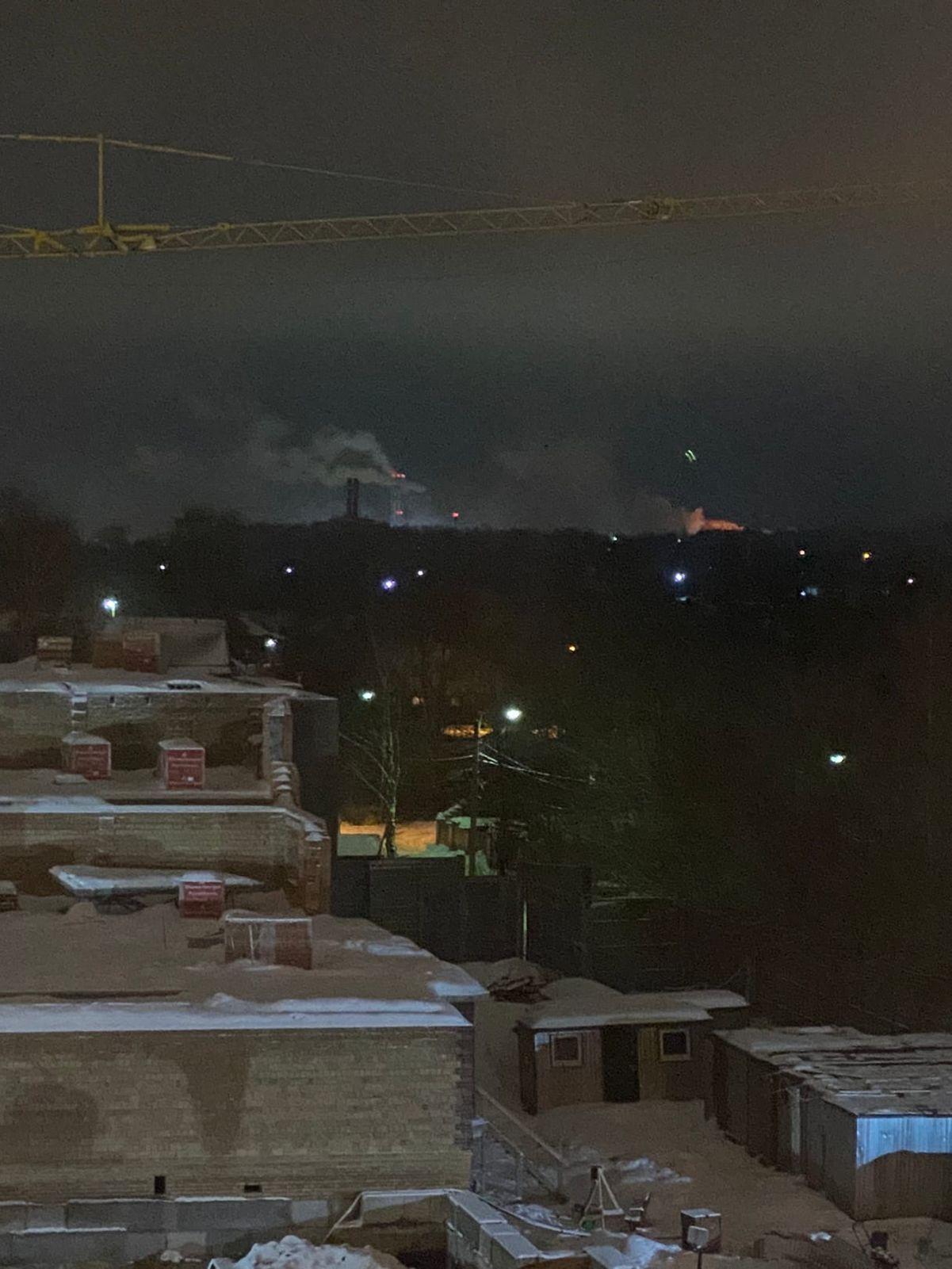 «Не менее десяти машин с сиренами на мосту»: предварительная информация о ЧП в Заволжском районе