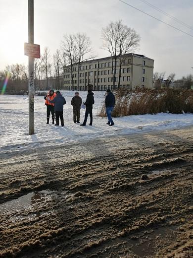В Ярославле спасатели продолжают проводить профилактические работы на водоемах