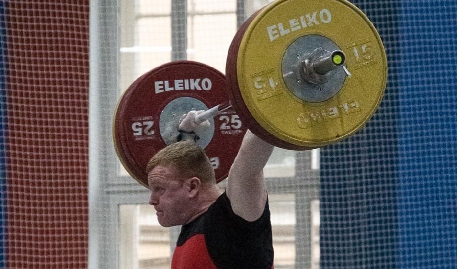 Ярославец примет участие в Кубке мира по тяжелой атлетике