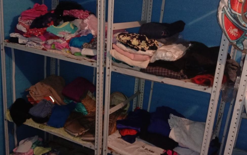 Ярославна открыла склад вещей для нуждающихся