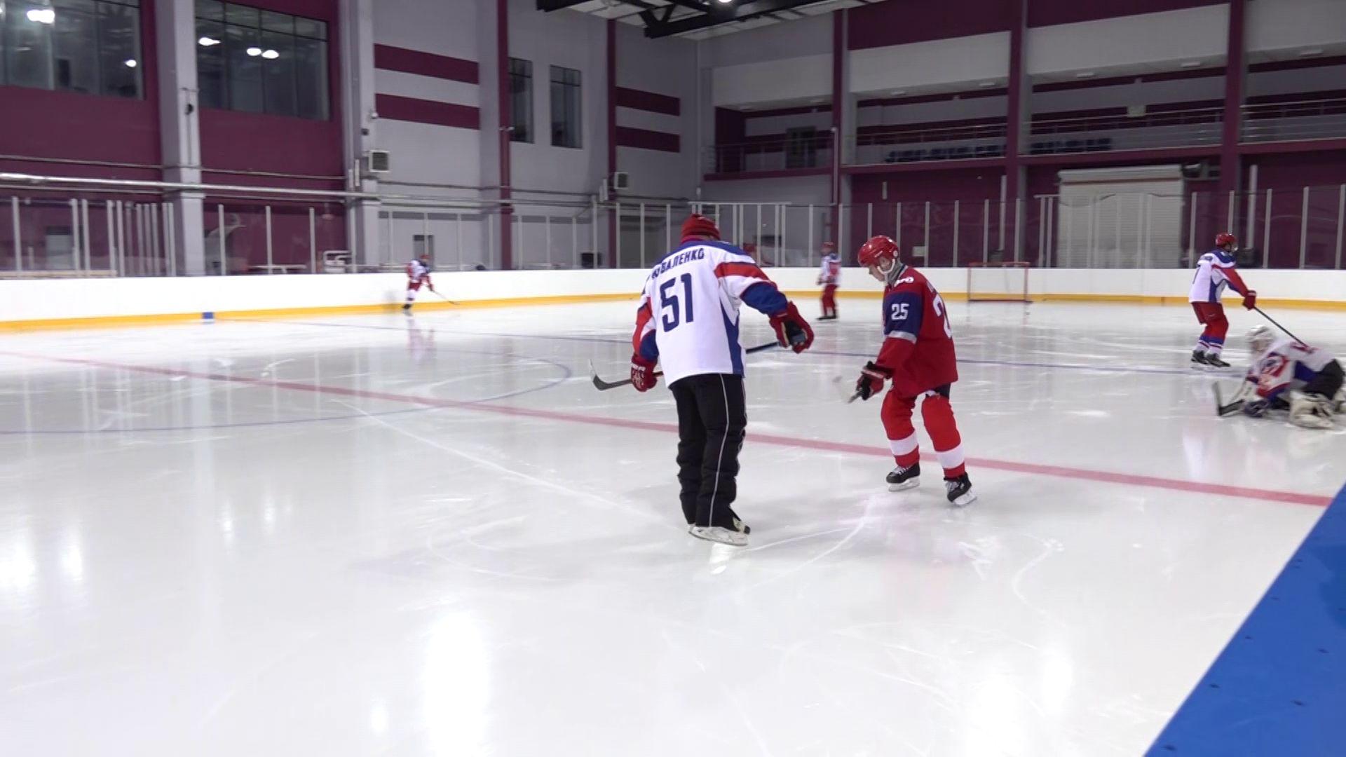 Рыбинец тренировался вместе с олимпийским чемпионом Андреем Коваленко