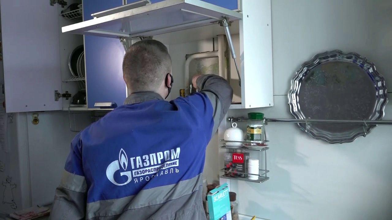 В Дзержинском районе прошел рейд по проверке газового оборудования