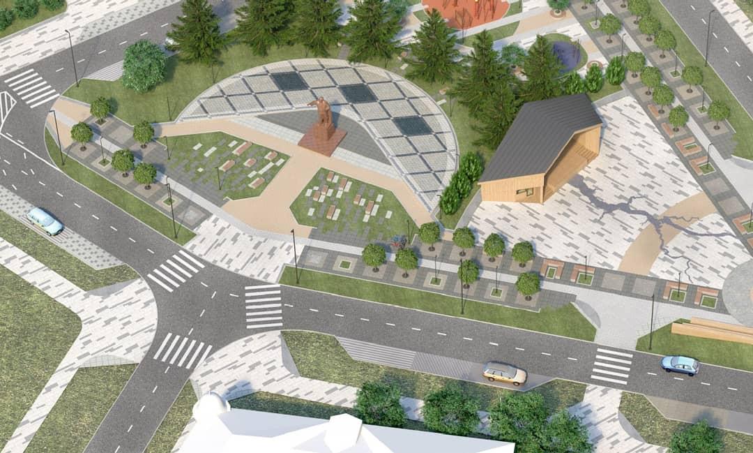 Исторический центр Пошехонья ждет масштабная реконструкция