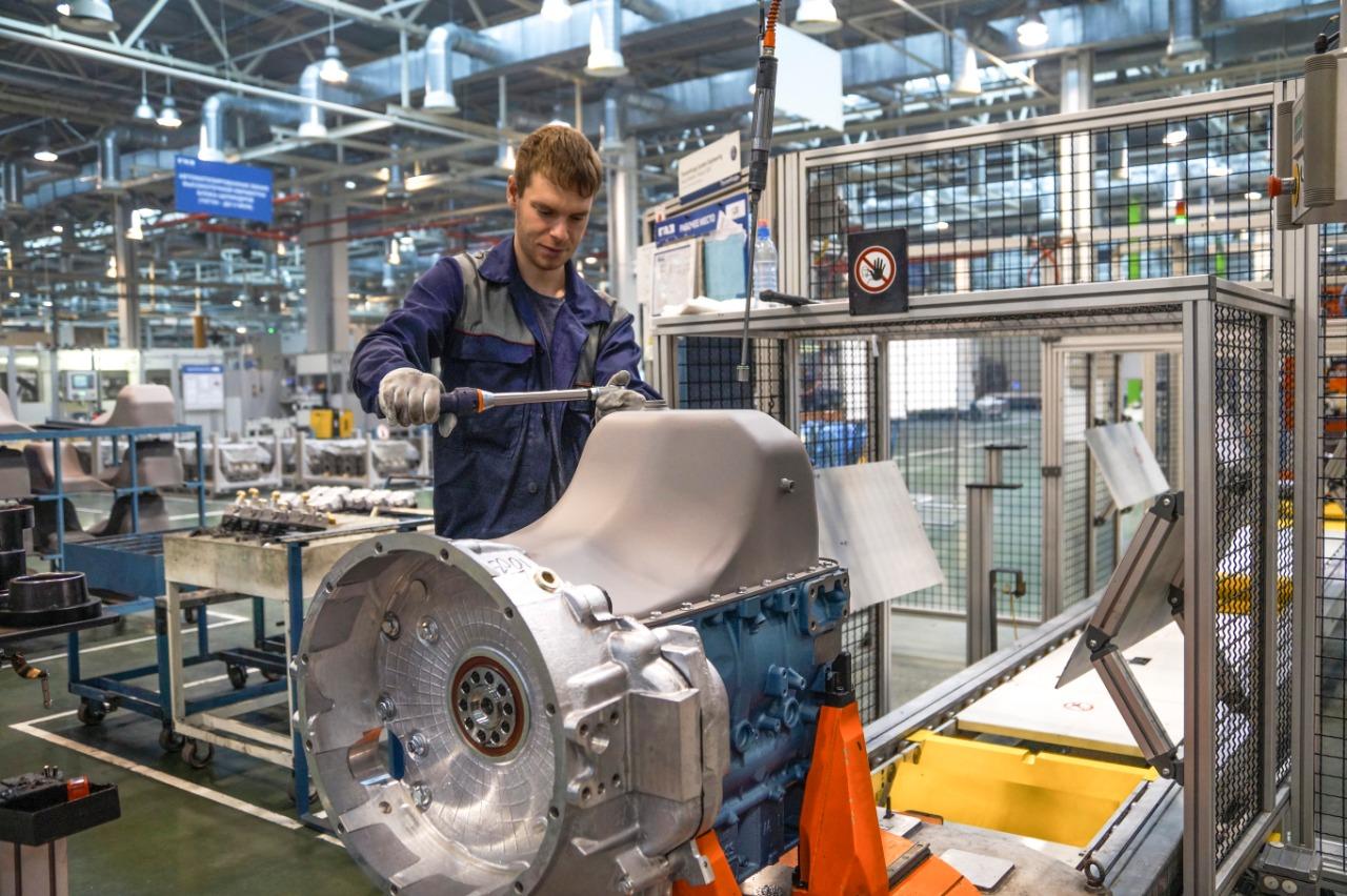Машиностроительные предприятия Ярославского региона в 2020 году отгрузили продукции более чем на 170 миллиардов рублей