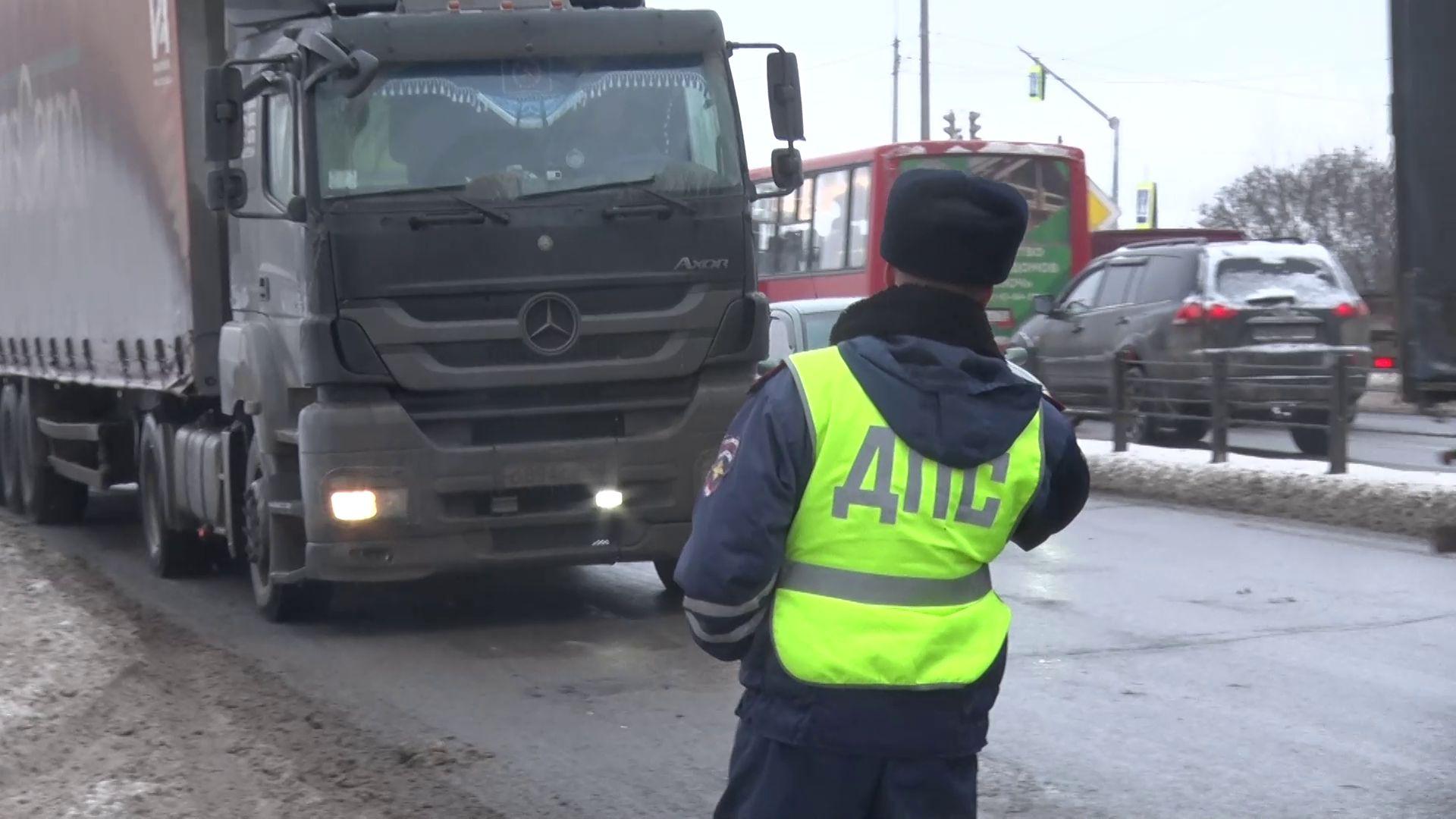 Черных лесорубов поджидали на ярославских дорогах