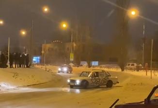 С начала года в Ярославле поймали десять «дрифтеров»