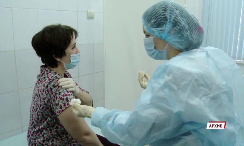 Стало известно, сколько человек уже вакцинировались в Ярославской области от коронавируса