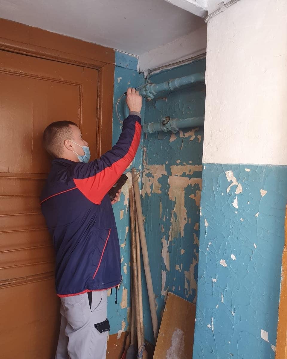 Произошла утечка: самовольное подключение газа жителями дома в Ярославле едва не привело к трагедии