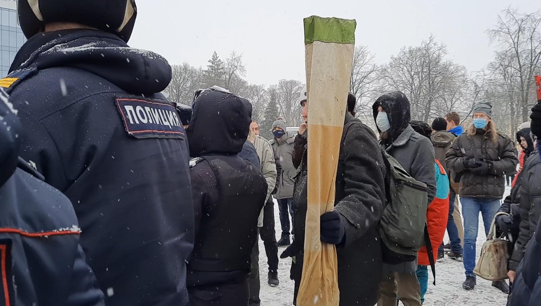 Ярославская несистемная оппозиция отказалась от несанкционированных митингов