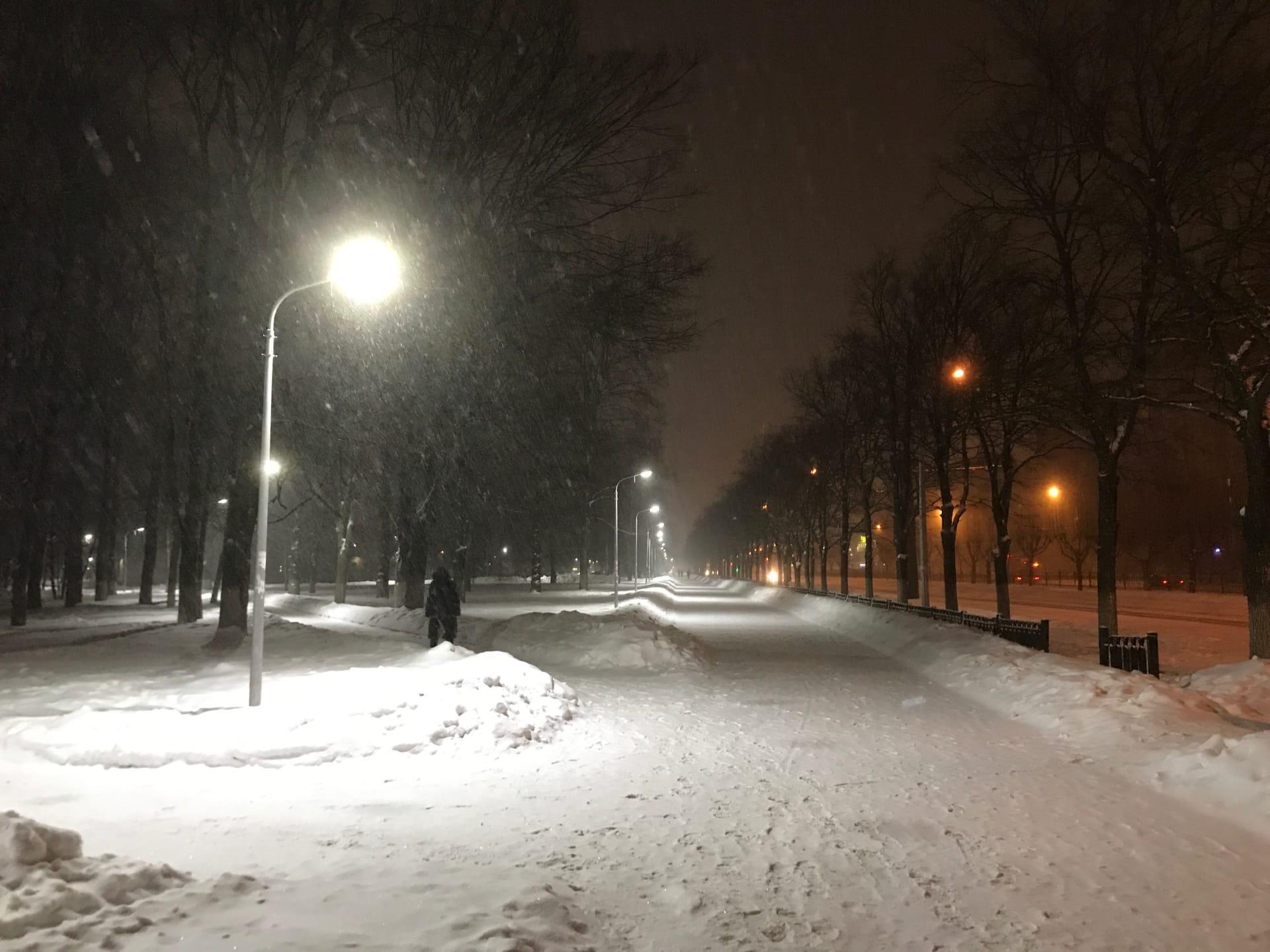 В Ярославле заменят 90% ламп уличного освещения