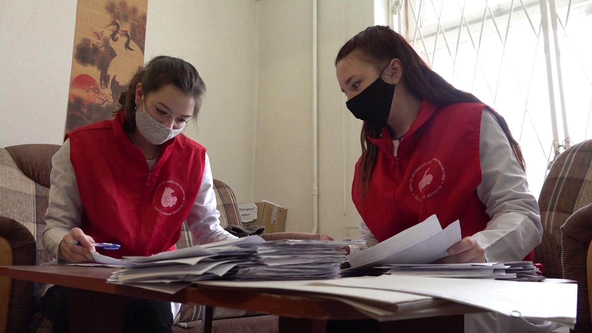 Ярославские студенты-медики помогают поликлиникам в вакцинации