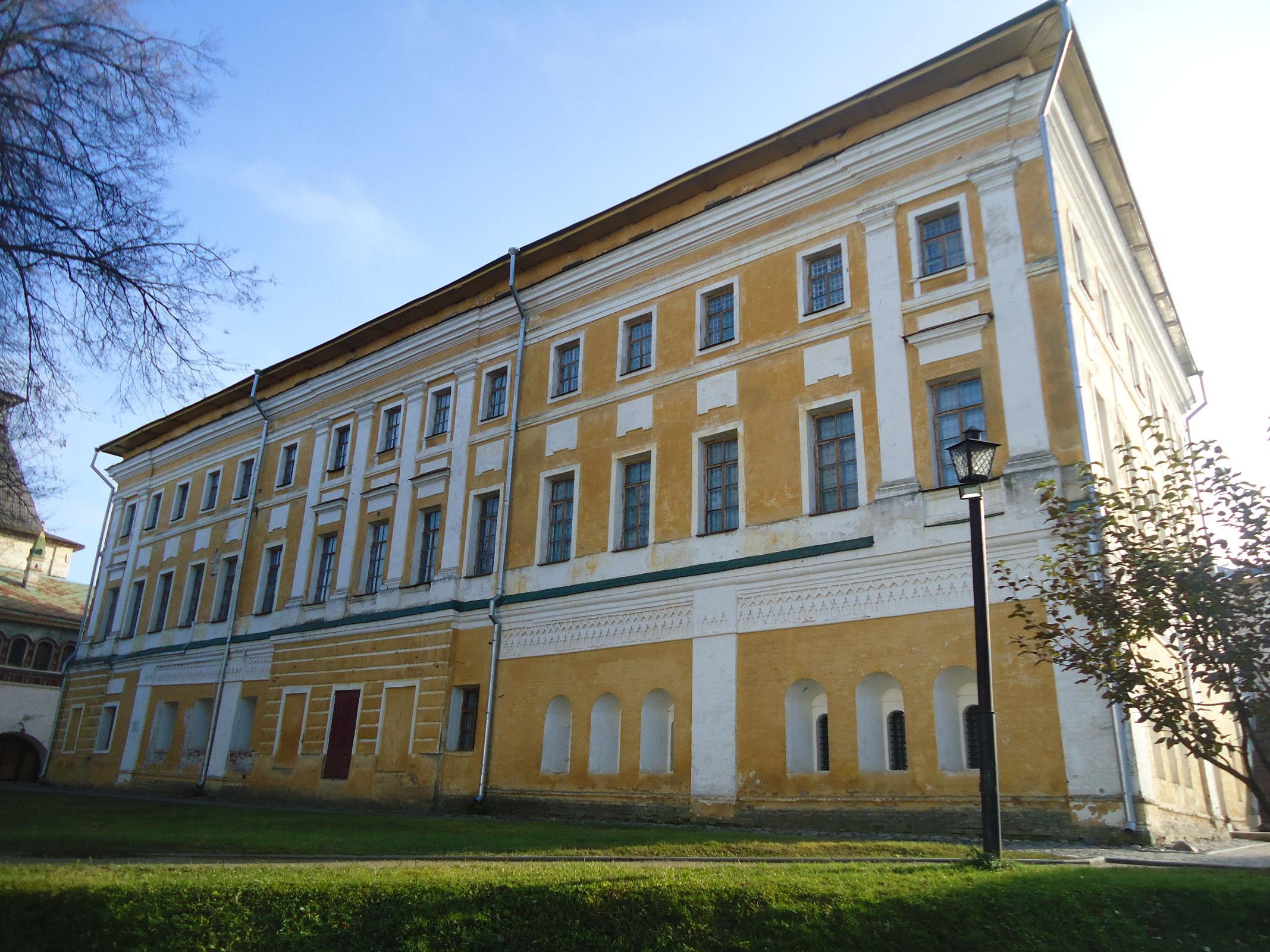 В Ростовском кремле отреставрируют Самуилов корпус