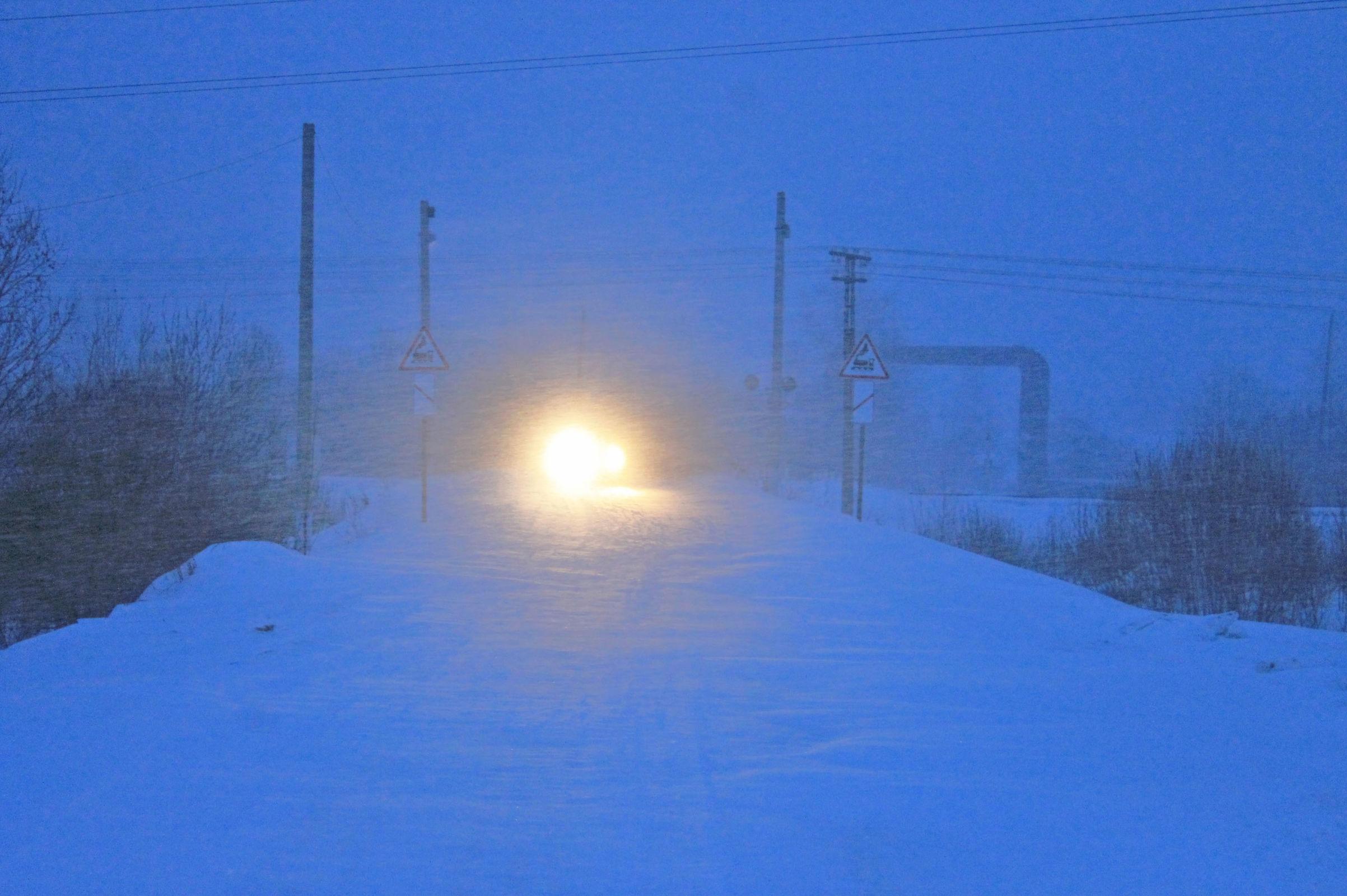 На Центральную Россию обрушится мощнейшая за три последних года метель