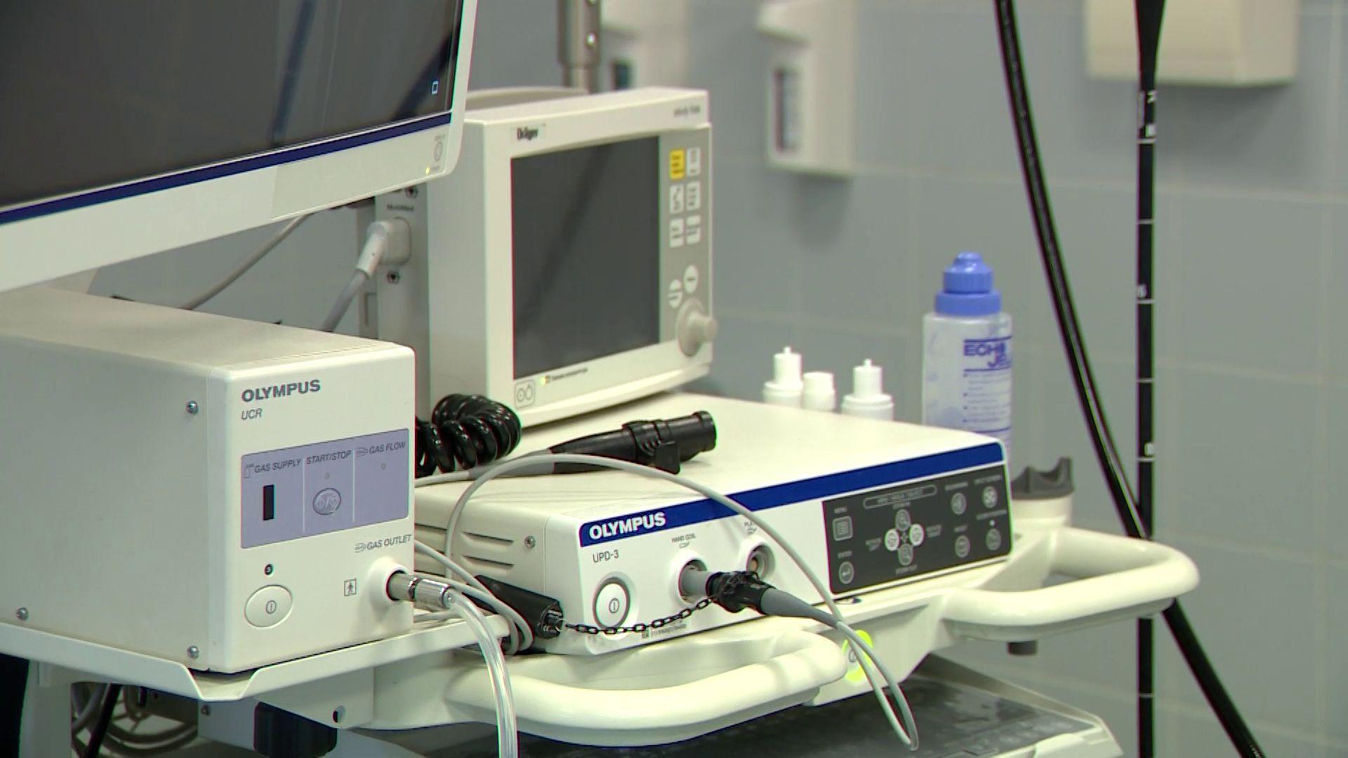 В онкологической больнице появилось уникальное оборудование из Японии