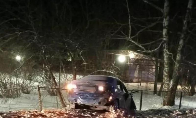 В Ярославской области молодой водитель вылетел с дороги и разбился насмерть