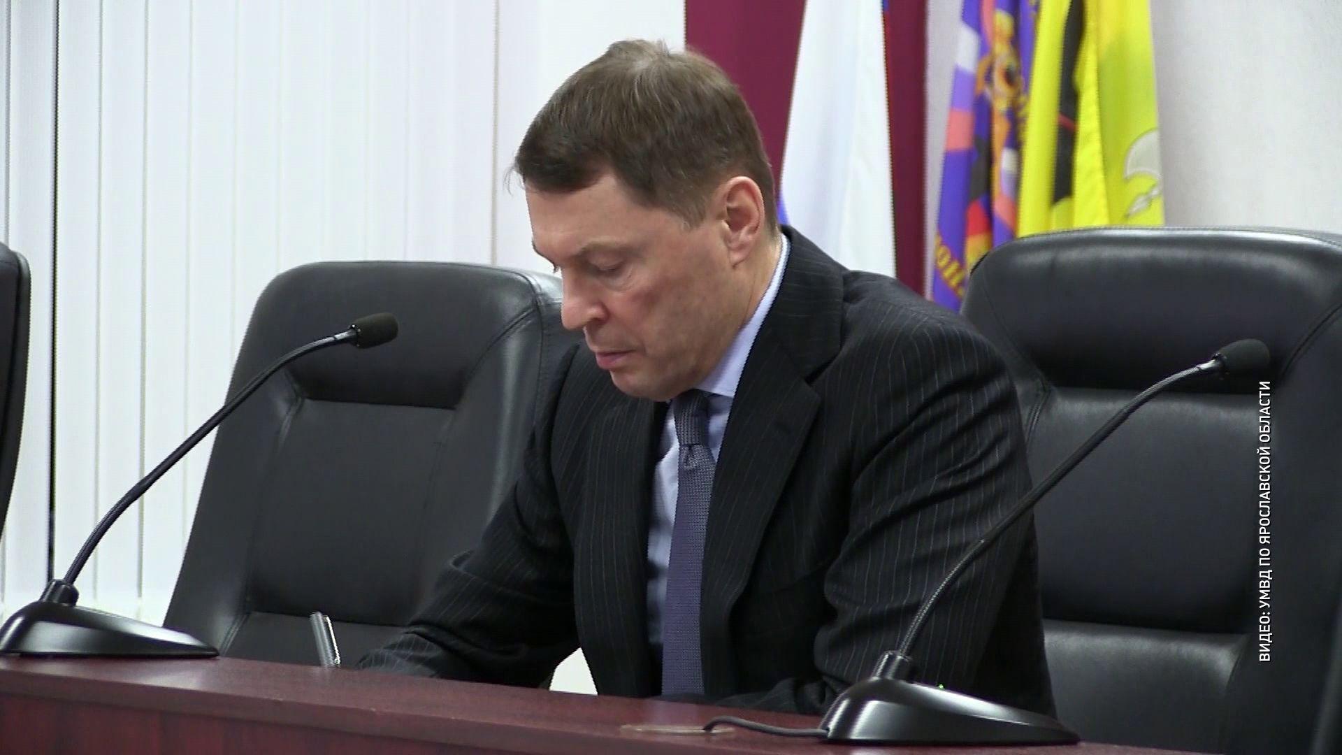 В Ярославле главный полицейский области ответил на вопросы жителей