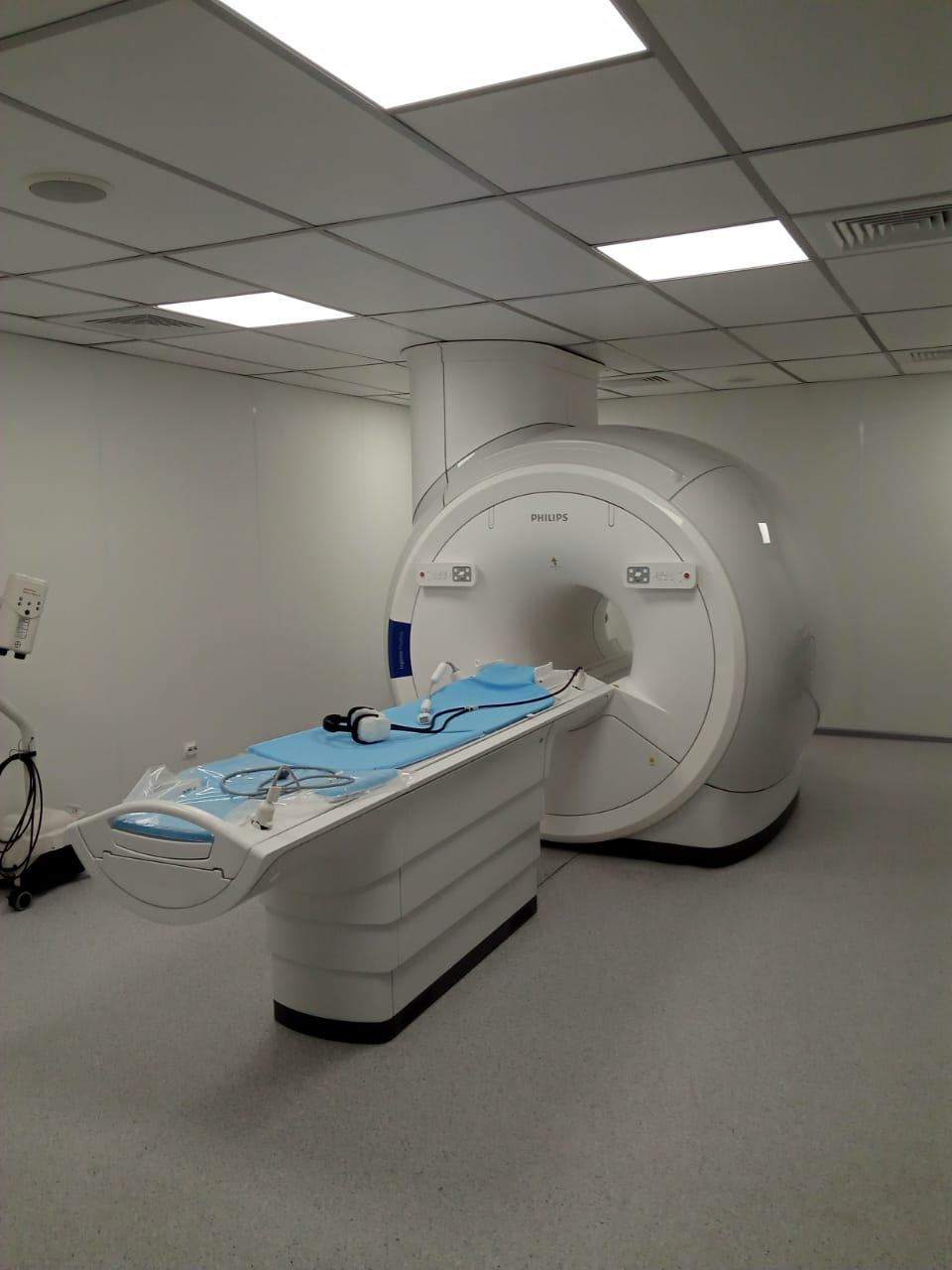 В Ярославской областной больнице начал работать современный магнитно-резонансный томограф