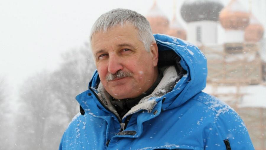 Владимир Путин наградил мэра Рыбинска Орденом Мужества