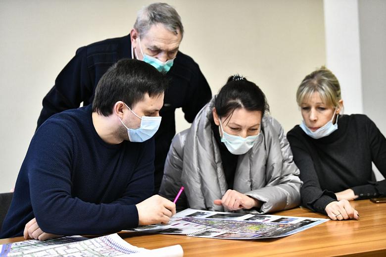 Жители Фрунзенского района хотят сохранить дома малой этажности
