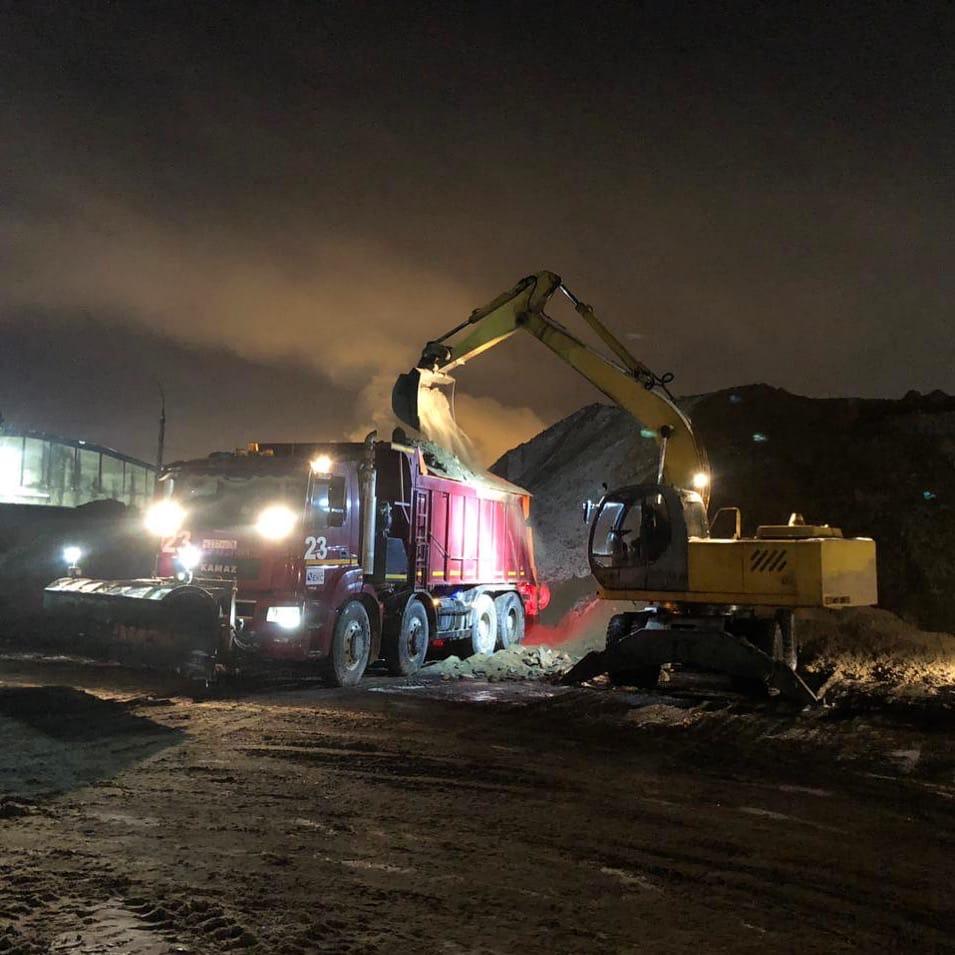Дмитрий Миронов о предстоящем аномальном снегопаде: резерв техники в случае необходимости должен оперативно выйти на уборку дорог