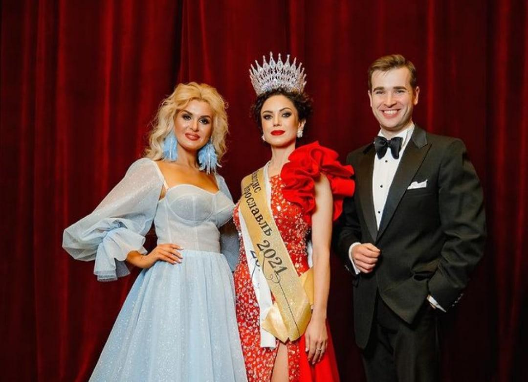 Стала известна победительница конкурса «Миссис Ярославль»