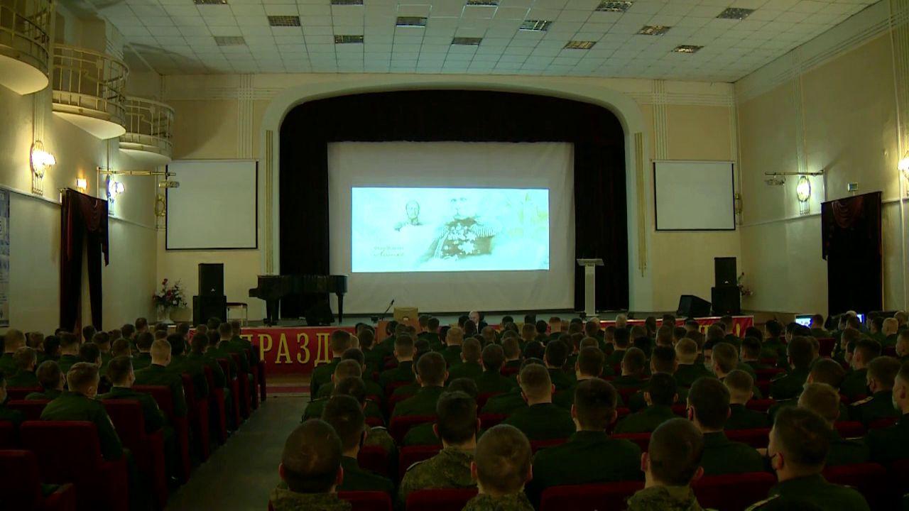 В стенах ярославского высшего военного училища противовоздушной обороны почтили память воинов-афганцев