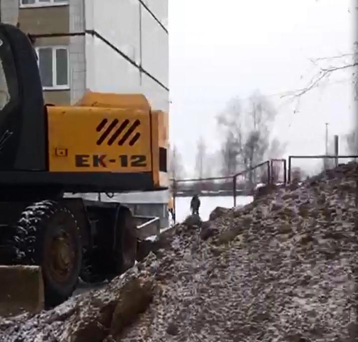 Несколько домов Фрунзенского района Ярославля остались без отопления
