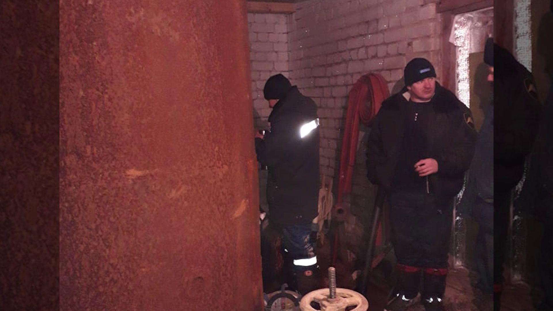 Жителям Ярославской области пришлось топить снег, чтобы помыться