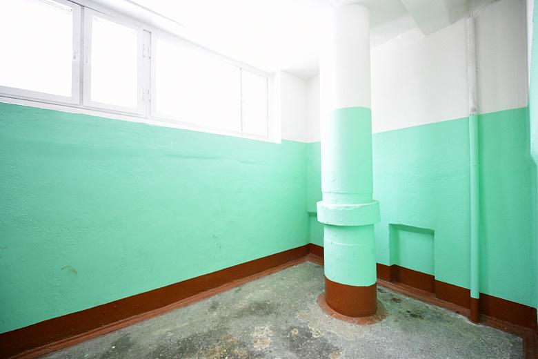 В Заволжском районе по просьбе жильцов многоквартирного дома был проведен ремонт подъездов