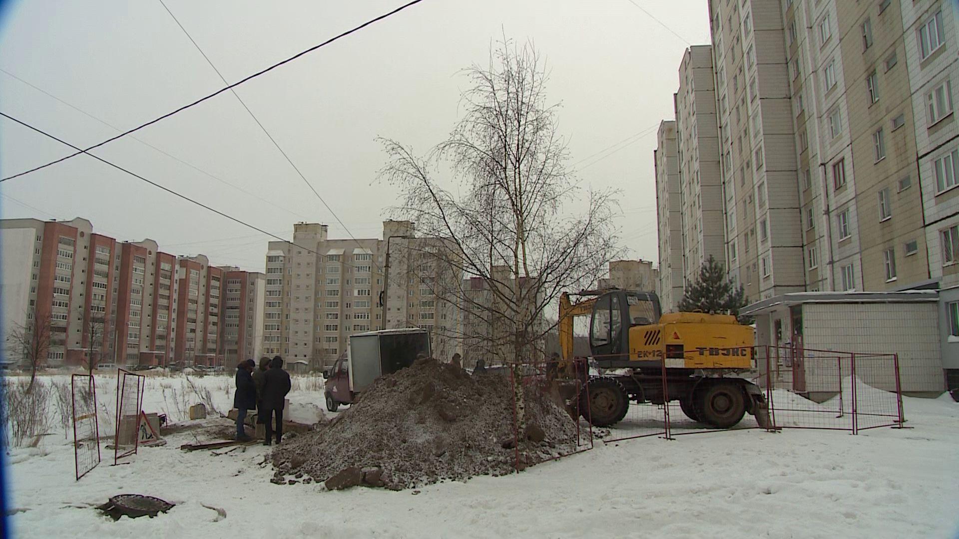 Коммунальная авария во Фрунзенском районе оставила без тепла более тысячи ярославцев