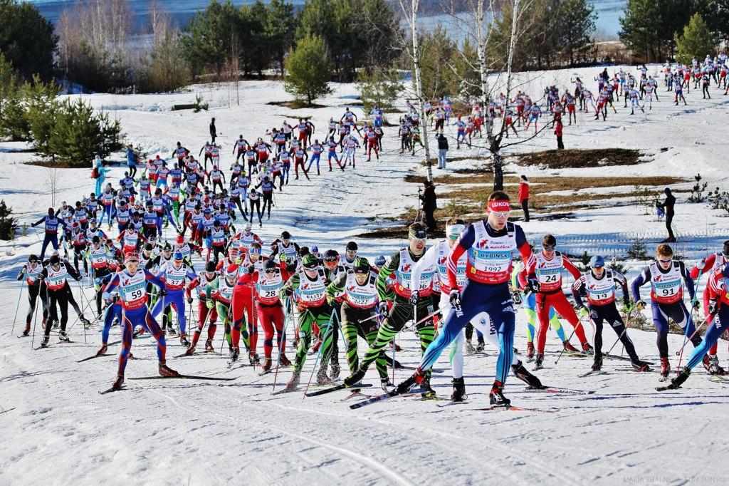 К лыжному марафону в Демино развернули сеть LTE