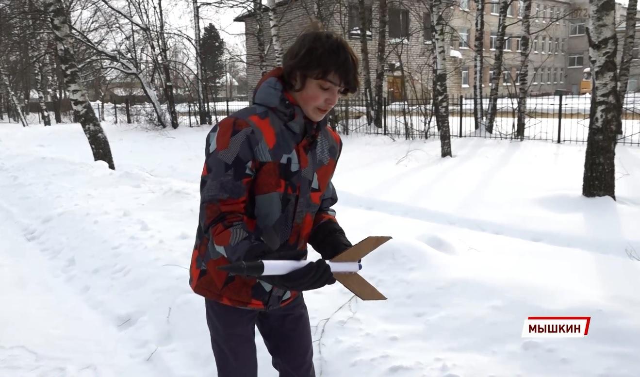 Юный «Илон Маск» из Ярославской области построил и запустил ракету уже в седьмом классе школы