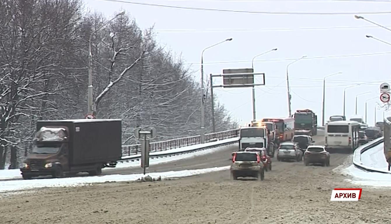 ГИБДД: в Ярославском районе половина ДТП за сутки произошла на дорогах, находящихся в ненормативном состоянии