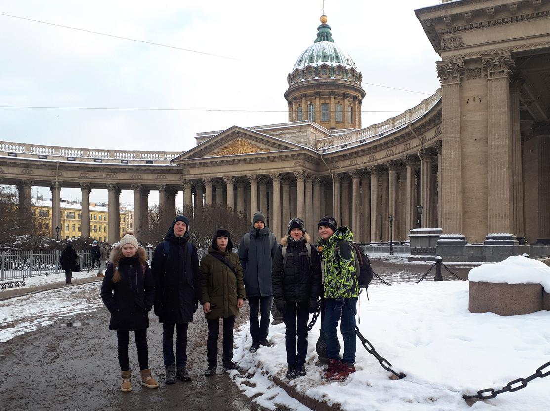 Школьники из Ярославской области стали победителями Санкт-Петербургской олимпиады по математике