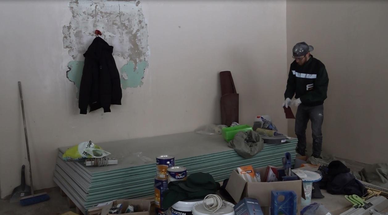 Как в прежние времена: в Ярославской области более 50 студентов работают в стройотрядах