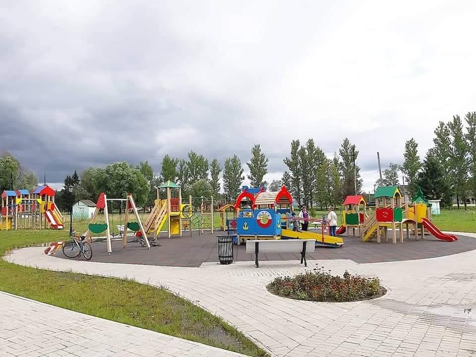 В Ярославском районе в 2021 году преобразятся сразу пять парков