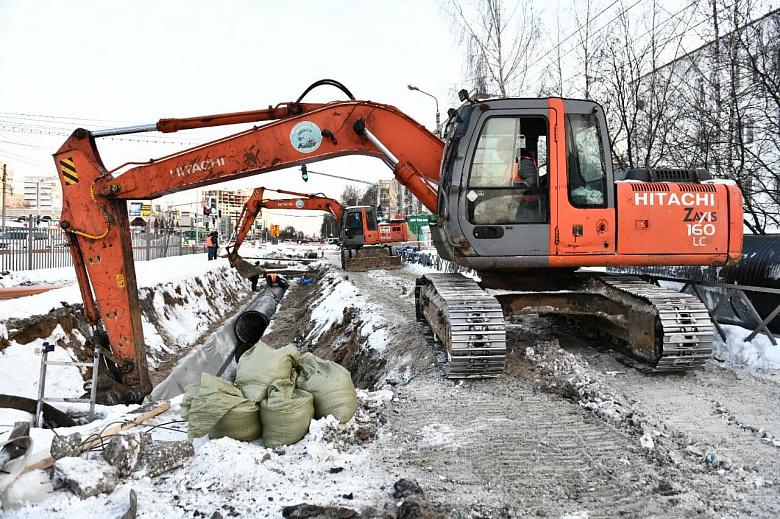 Во Фрунзенском районе за ремонт дорог возьмется белорусский подрядчик: список