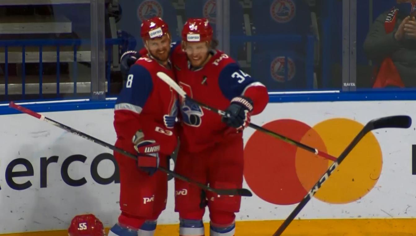 Ярославский «Локомотив» обеспечил домашний старт плей-офф
