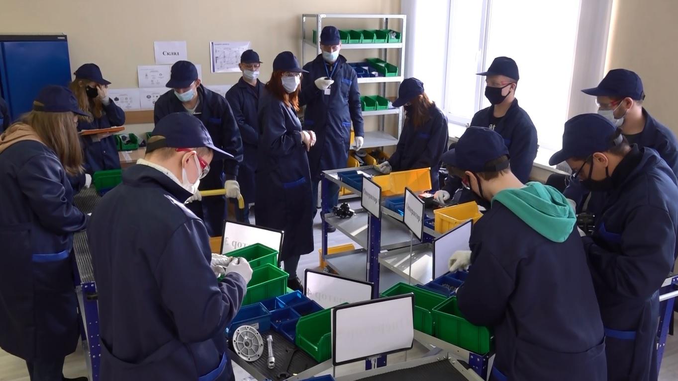 Сотрудников и руководителей ярославских предприятий учат бережливому производству