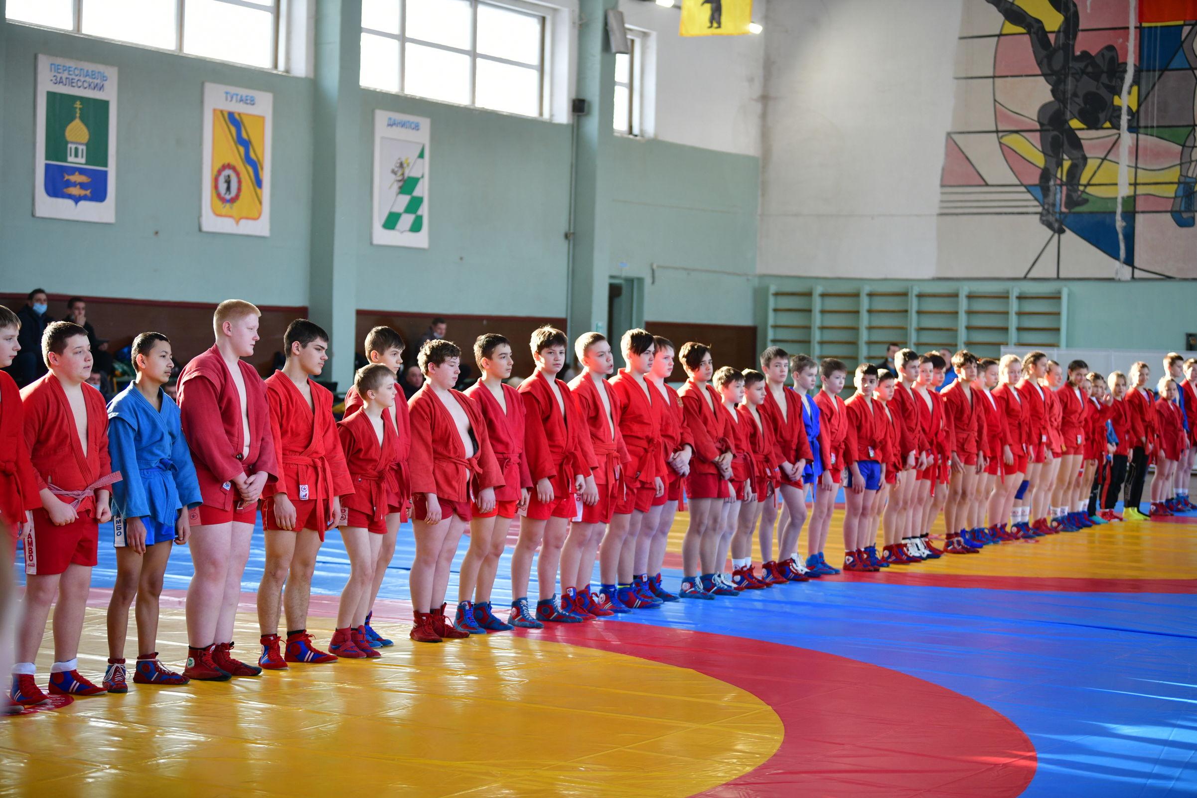 Ярославские самбисты вновь покажут себя на соревнованиях