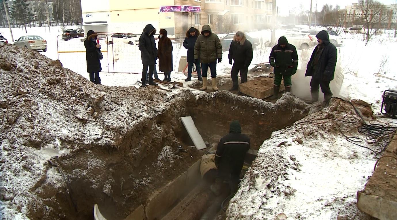 Коммунальный катаклизм на несколько часов оставил без тепла более тысячи ярославцев