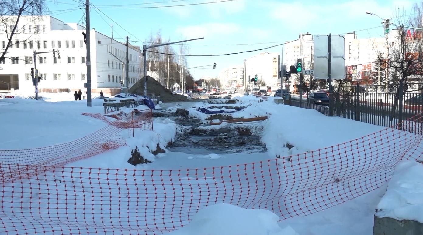 Новые ограничения: на проспекте Машиностроителей в Ярославле стартует второй этап ремонта