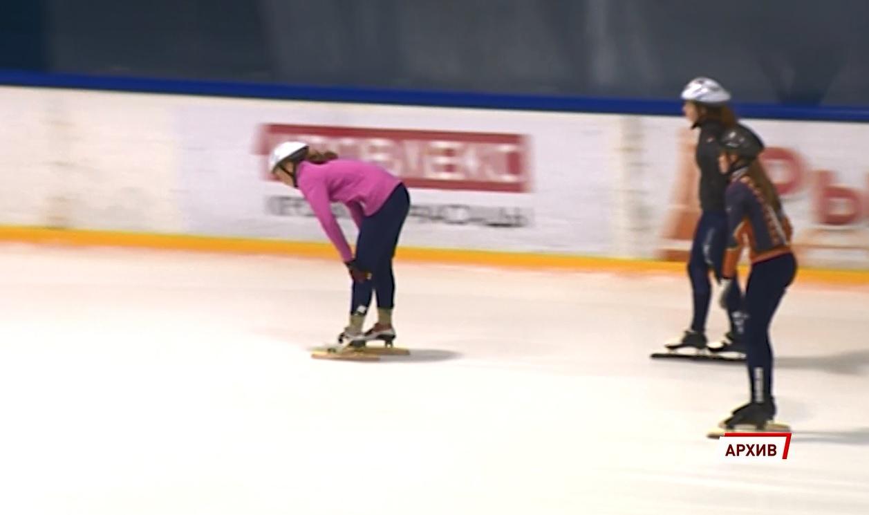 Спортсмены из Ярославской области завоевали 12 медалей на Кубке России по шорт-треку
